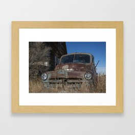 Major Farm 2 Framed Art Print