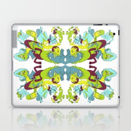 Here and There Laptop & iPad Skin