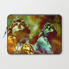 All Angels call Your Name Laptop Sleeve