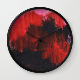 Feelscape 1  Wall Clock