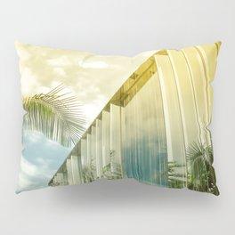 Beverly Hills - Palm Reflections II Pillow Sham