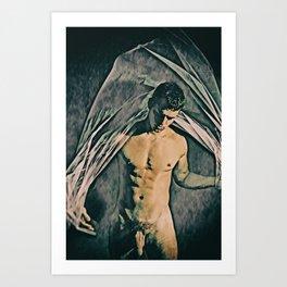 """A Lonely Spirit"" Art Print"