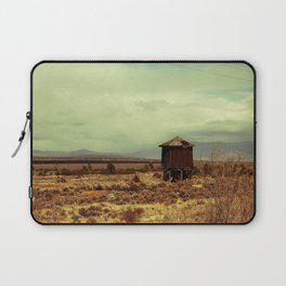 Leaving New Mexico Laptop Sleeve