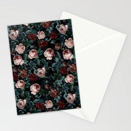 EXOTIC GARDEN - NIGHT XV Stationery Cards