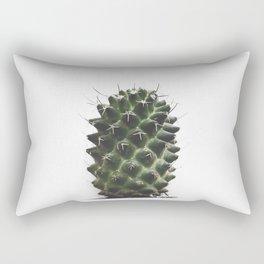 Minimal Cactus Rectangular Pillow