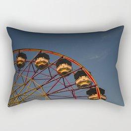 Big ferris wheel Rectangular Pillow