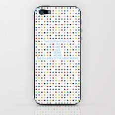 Thirty Seconds To Mars ; Conquistador iPhone & iPod Skin