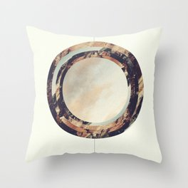 Cir_cles Throw Pillow