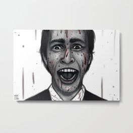 American Psycho Metal Print