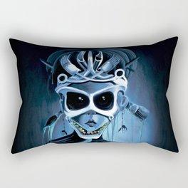 Tattoo girl Rectangular Pillow