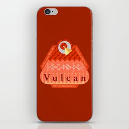 Welcome to Vulcan iPhone Skin