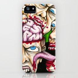 Atheist Eaters II iPhone Case