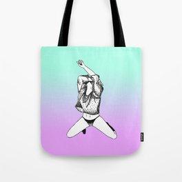 funk the punk Tote Bag