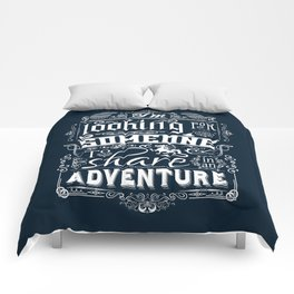 Help wanted Comforters