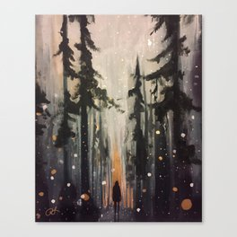 Come Find Me Canvas Print
