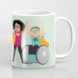 We could be heroes Coffee Mug