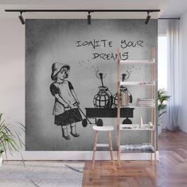 Ignite Your Dreams Wall Mural