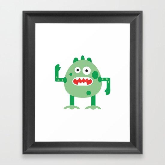 Arnie Framed Art Print