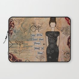 Write your own story Laptop Sleeve