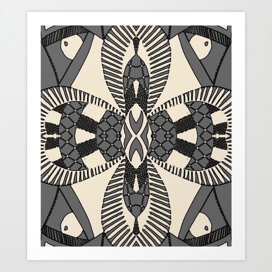 Ubiquitous Bird Collection14 Art Print