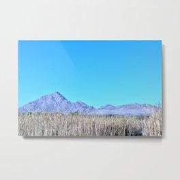 Frenchman Mountain Metal Print