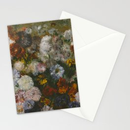 Degas Flowers Stationery Cards