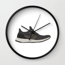 Ultraboost Three Stripes Sneaker Wall Clock