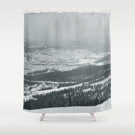 Winter 25 Shower Curtain