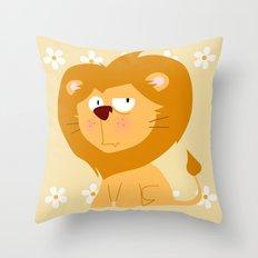 Lala kahle Throw Pillow