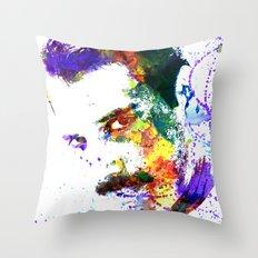 Freddy Mercury Throw Pillow