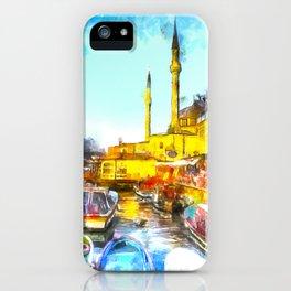 Istanbul Art iPhone Case