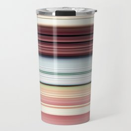 Sandwich cookie stripes Travel Mug