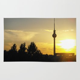 Berlin Sunset Rug