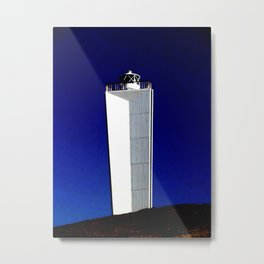 Cape Jervis Lighthouse Metal Print