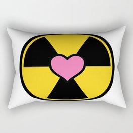 Holtzmann Nuclear Logo Rectangular Pillow