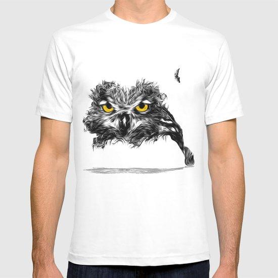 The Sudden Awakening of Nature T-shirt