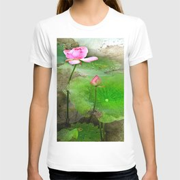 Lotus In The Pond T-shirt