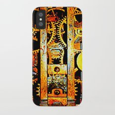 Old Works Slim Case iPhone X