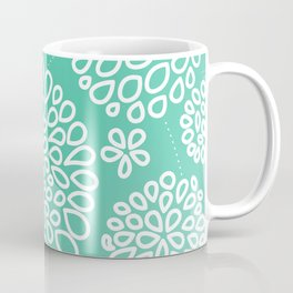 Peppermint Dandelions Coffee Mug