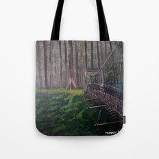 Dark forest  Tote Bag
