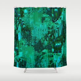 19th Century Women's Fashion Shower Curtain