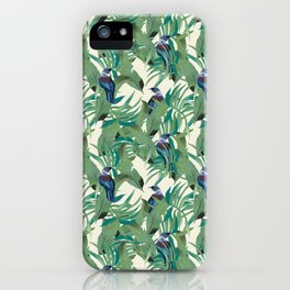 Tuis and Palms iPhone Case