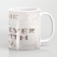 ohio Mugs featuring HOME (Ohio) by Madison Daniels