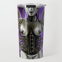 Dolls - Robot Lucy Travel Mug