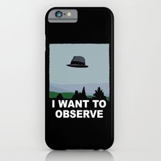 I Want to Observe iPhone 6s Slim Case