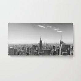 New York City - Empire State Building Metal Print