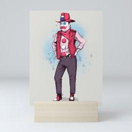 John Wayne Gacy Mini Art Print