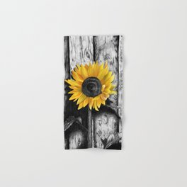 Sunflower Hand & Bath Towel