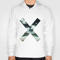 the xx Hoodies featuring XX  by Adrian Lungu