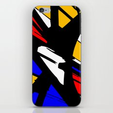 Speed iPhone Skin